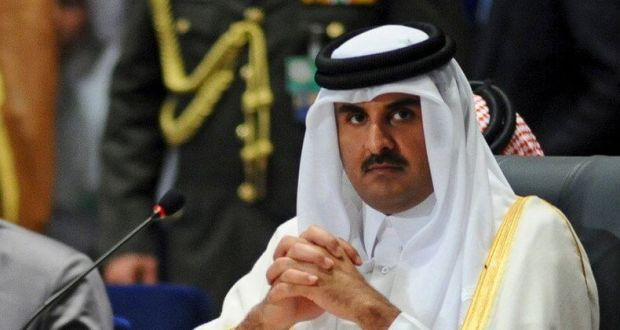 Cheikh Tamim Bin Hamad Al Thani