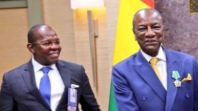Guinée - Ibrahima Kassory Fofana