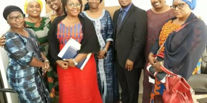 Guinée : Le NDI a conféré ce mardi avec les femmes engagées dans le mouvement#PasSansEllesGN,