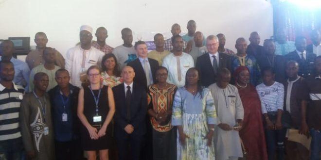 projet - Promouvoir l'emploi des jeunes pour agir contre la migration irrégulière.