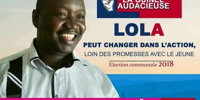 Doro Traoré, jeune vice-maire de LOLA