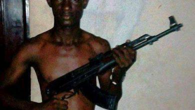 Boubacar Diallo Grenade.