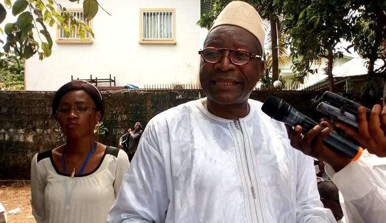 Madifing Diané Gouverneur de région de Labé
