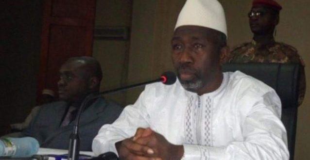 Aly Jamal Bangoura secrétaire général des affaires religieuse