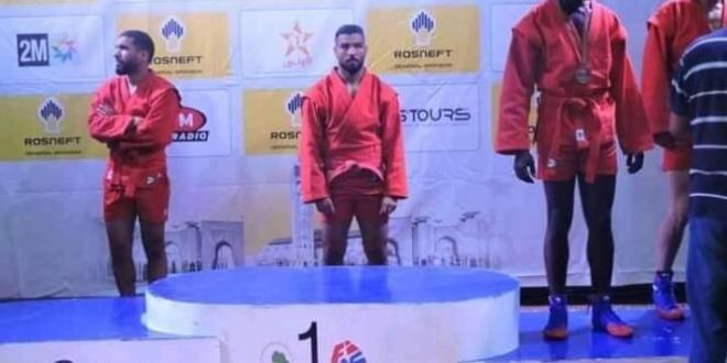 La fédération Guinéenne de Sambo & Boxe Chinoise gagne 2 médailles de bronze