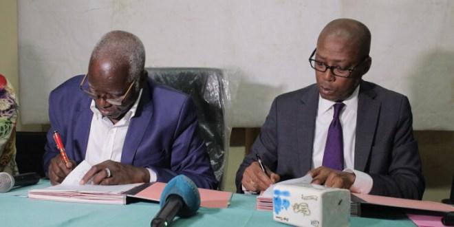 Le Secrétaire Général, Dr Binko Mamady Touré