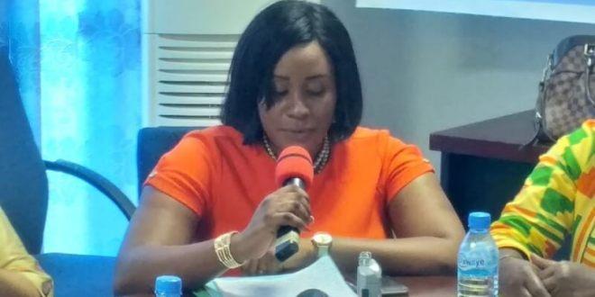 Ramatoulaye Camara a représenté le ministre Mouctar Diallo