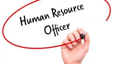 Human Ressources Officer