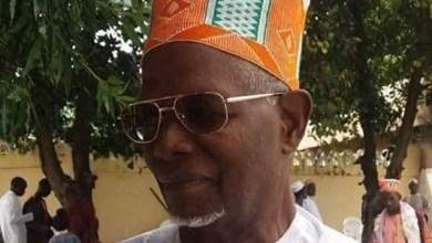 Le Président de la CNFHPG Elhadj Ousmane Fatako Baldé