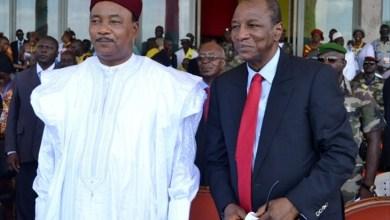 Alpha Condé Mahamadou Issoufou