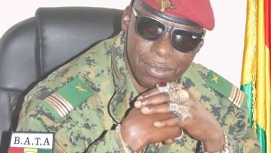 Colonel Issa Camara