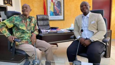 Boubacar Barry et Mamadou Oury Diallo