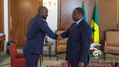 Covid19 l'opposant le plus radical au régime, Ousmane Sonko est reçu au Palais par Macky Sall