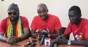 Ibrahima Diallo Sekou koundouno et Foniké menguè