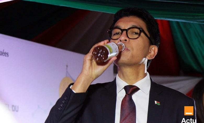 Andry Rajoelina Covics
