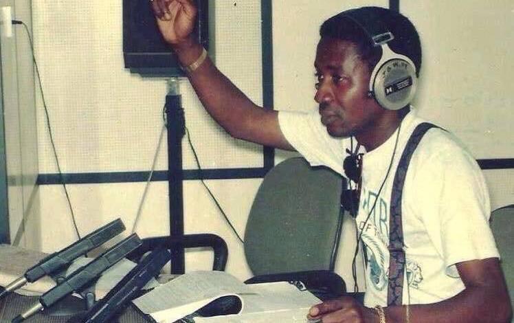 Le journaliste guinéen ABD de la RTG