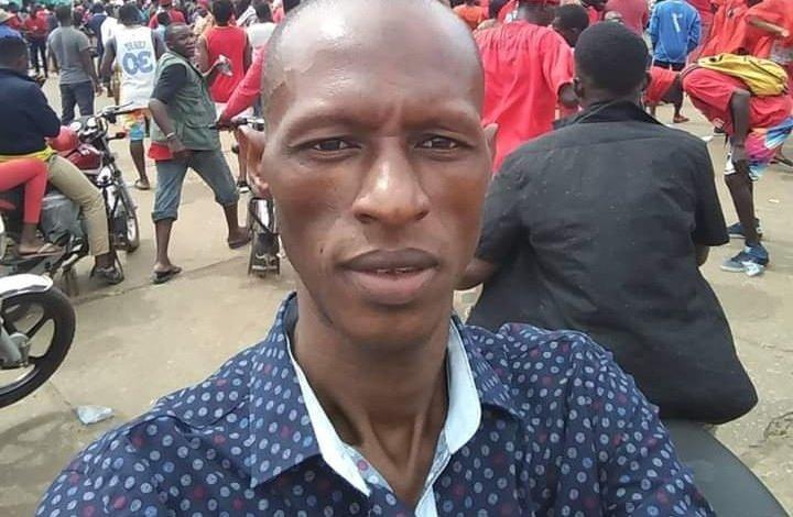 Saikou Yaya Diallo, membre de la Coordination nationale du FNDC