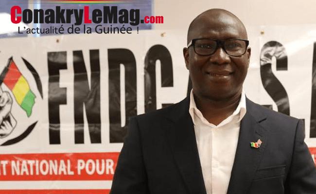 Abdoulaye Amie Soumah