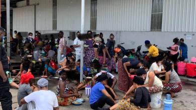 Les Guinéens qui vivent en captivité chez eux sous les ordres des opérateurs chinois.