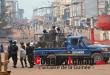 Manifestation du FNDC Bambeto