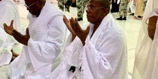 kassory à la Mecque à la Kaaba