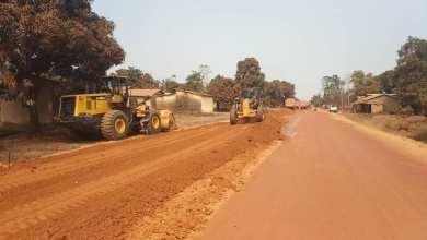 RECONSTRUCTION RN4 COYAH - FARMOREAH - FRONTIÈRES SIERRA-LÉONE (75km) ET 3 PONTS