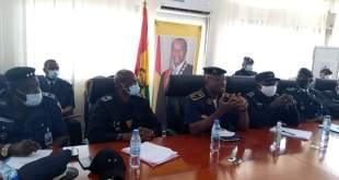 La Direction Générale de la Police National