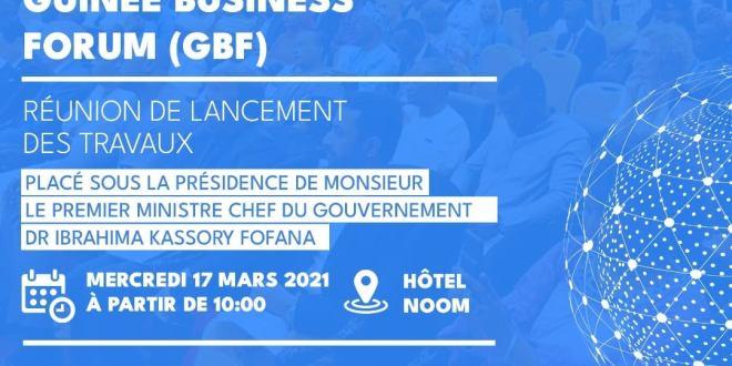 GUINÉE BUSINESS FORUM