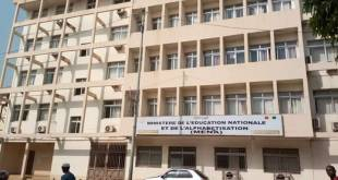 Ministère de l'Éducation Nationale et de l'Alphabétisation