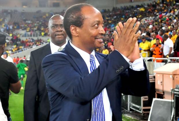Le Sud-Africain Patrice Motsepe