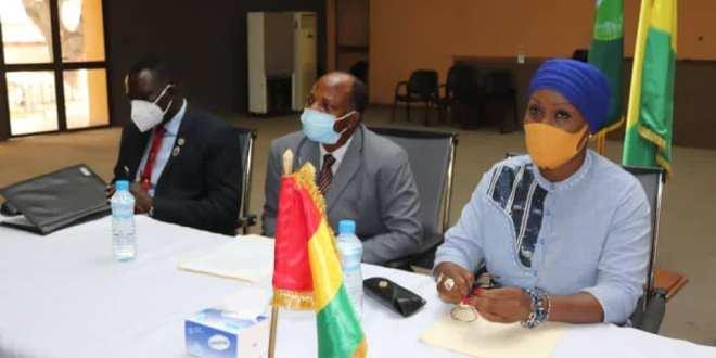 Tournée d'études du Collège National de Défense de la République Fédérale du Nigéria
