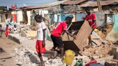 déguerpissement à conakry