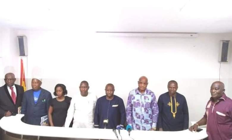 Commission Electorale de la FEGUIFOOT