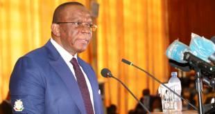 Kassory Fofana devant les députés