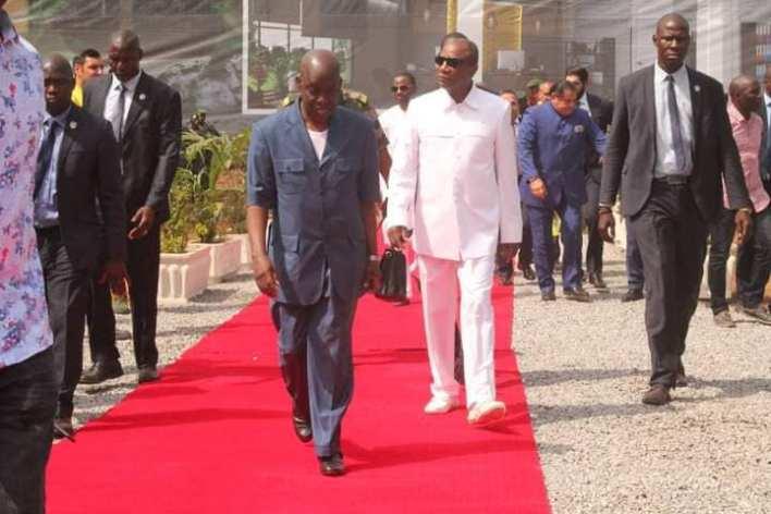 """Le chef de l'Etat """"écourte"""" ses vacances, Dr Diané rentre demain à Conakry"""