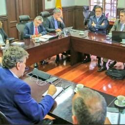 Reunion con la Viceministra: Dra. Marcela Urueña - MADR