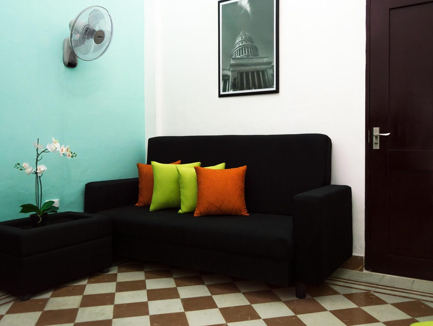 alquiler de habitaciones en cuba