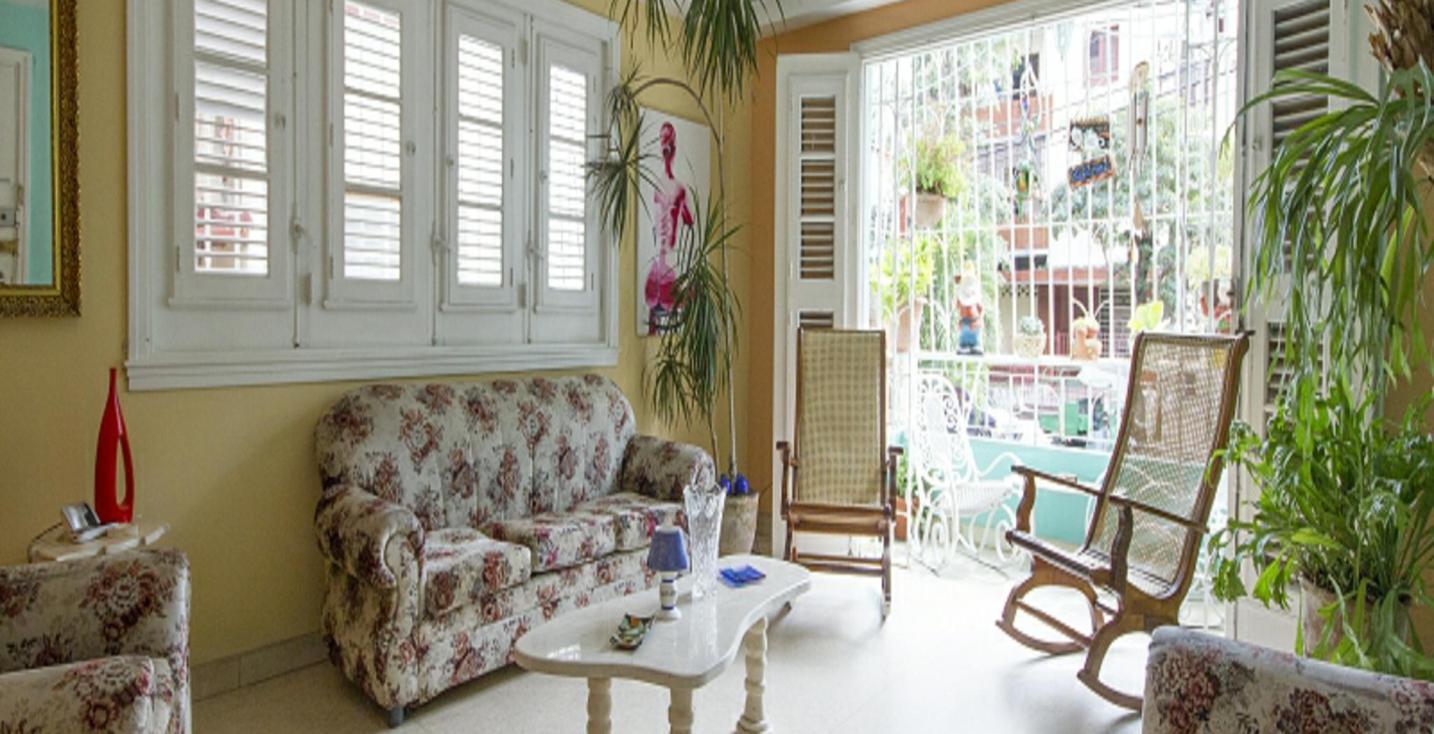 casas independiente de alquiler cuba Hostal Casa elsita