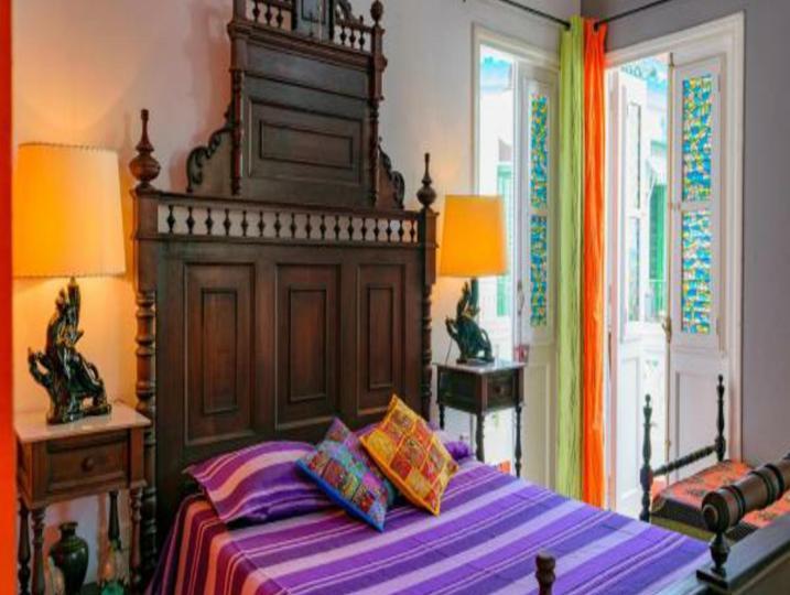 Alojamiento en la Habana Vieja