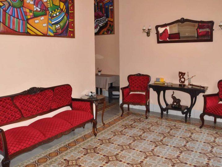 Alojamiento en la Habana Vieja casa isabella