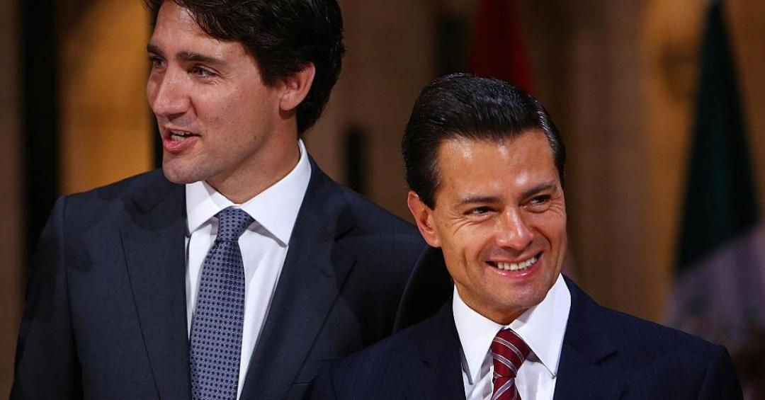 Canada, Mexico tighten trade ties while US grows skittish