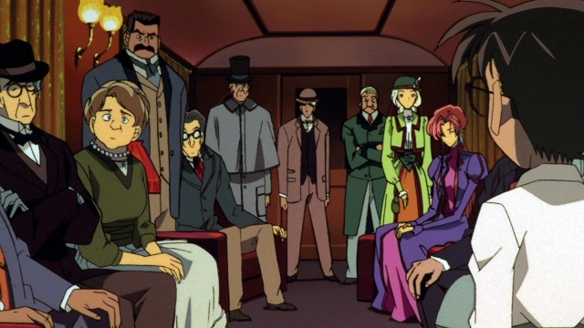 名探偵コナン ベイカー街の亡霊 ジャック・ザ・リッパー