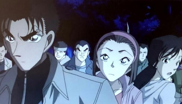 京極真と鈴木園子の関係