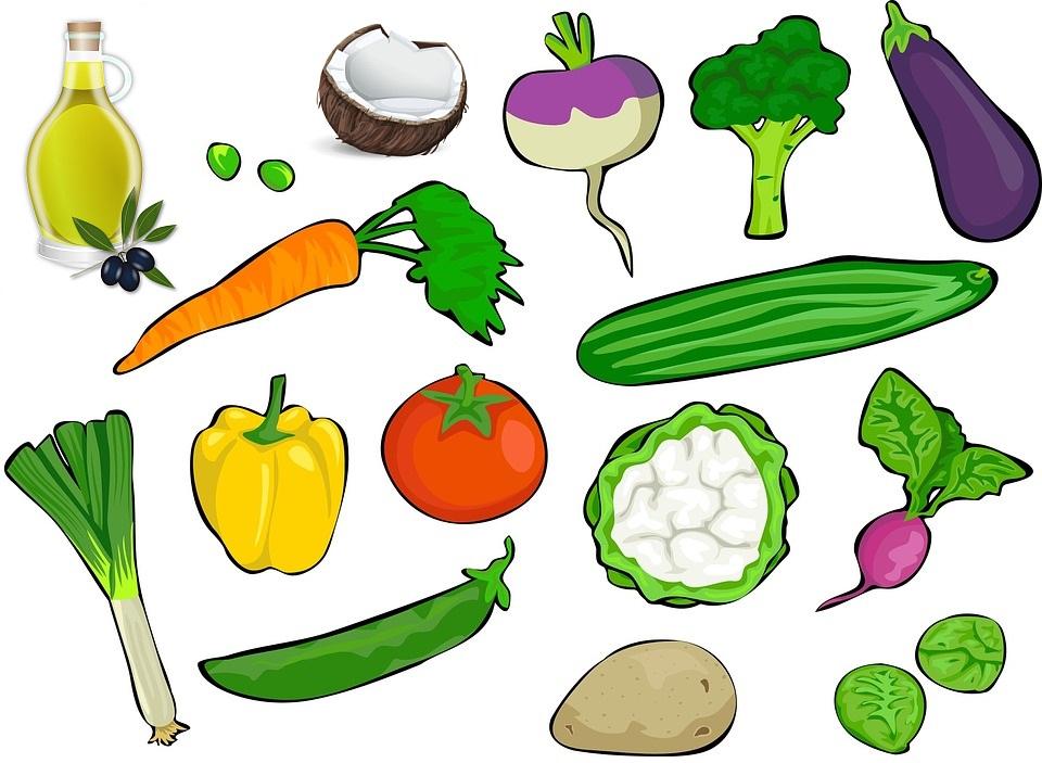 Dla malucha: warzywa z mleczkiem kokosowym i makaronem