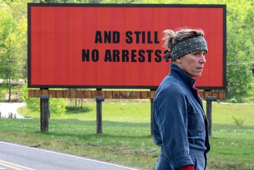 """5 powodów, dla których trzeba zobaczyć """"Trzy billboardy za Ebbing, Missouri"""""""