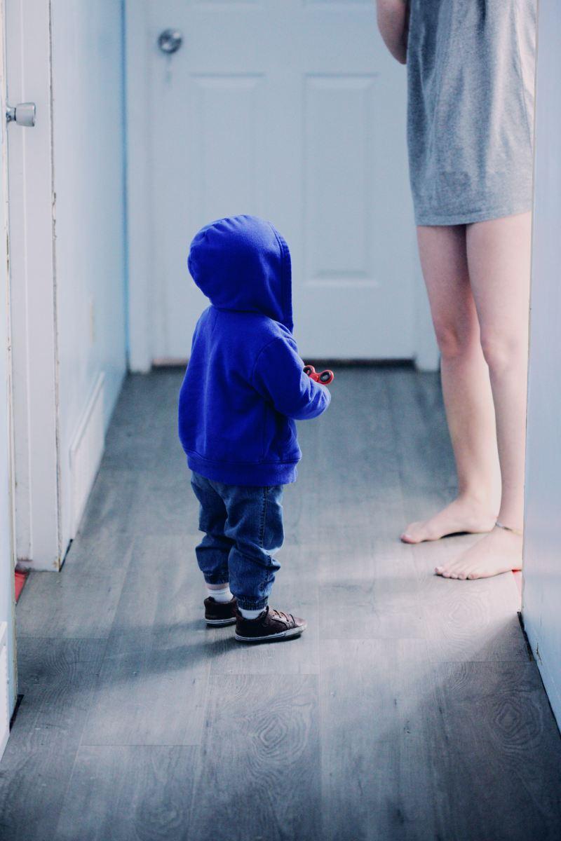 Najcudowniejsza rzecz w wychowaniu drugiego dziecka