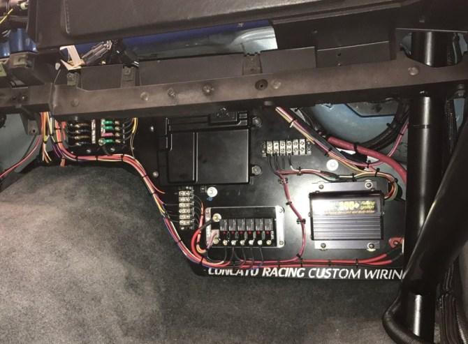 wiring  concatoracing