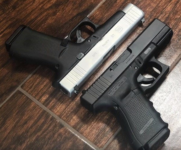 COMPARISON: The New GLOCK 48 vs The GLOCK 19 – Concealed ...