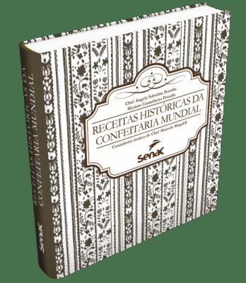 Receitas Históricas da Confeitaria Mundial 3D
