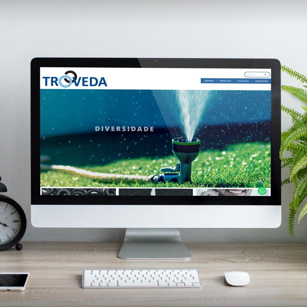 Website Troveda